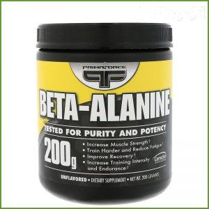 Beta Alanine Primaforce 200g