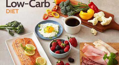Low Carb giúp giảm cân