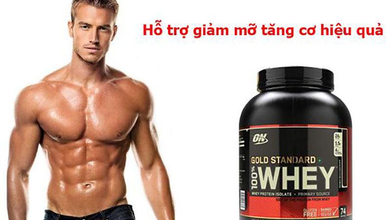 Sản phẩm Whey Protein