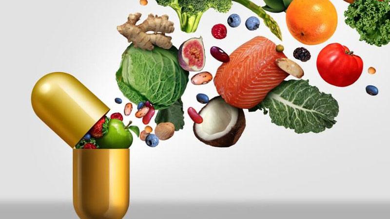 Thực phẩm chức năng vitamin và khoáng chất