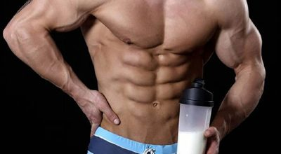 Uống trước hoặc sau khi tập luyện